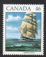 CANADA, 1999 SAILING SHIP MNH - 1952-.... Reign Of Elizabeth II