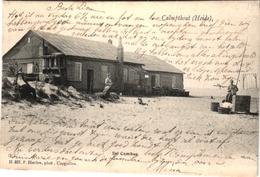 1 Postkaart Kalmphout  Heide-Calmpthout   De Cambus C1905 Uitgever F.Hoelen N°857 Hoeve Geannimeerd Wassen Zandvlakte - Kalmthout