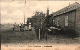1 Postkaart Kalmphout  Heide -Calmpthout   De Cambus  C1908 Uitgever F.Hoelen - Kalmthout