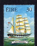IRELAND, 1999 SAILING SHIP MNH - Unused Stamps