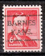 USA Precancel Vorausentwertung Preo, Locals Kansas, Barnes 716 - Vereinigte Staaten