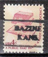 USA Precancel Vorausentwertung Preo, Locals Kansas, Bazine 716 - Vereinigte Staaten