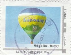 MONTIMBRAMOI ANNONAY BALLON DIRIGEABLE 20G - Frankreich