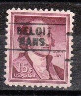 USA Precancel Vorausentwertung Preo, Locals Kansas, Beloit 745 - Vereinigte Staaten