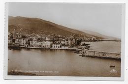 BASTIA - N° 2 - LE VIEUX PORT ET LE NOUVEAU PORT - FORMAT CPA NON VOYAGEE - Bastia