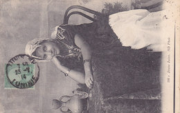Belle Jeune Fille Juive. Tbe - Tunisie