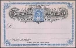 3755/ Equateur (ecuador) Entier Stationery Carte Postale (postcard) N°13 Neuf (mint) - Ecuador