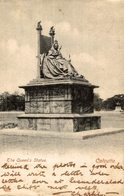 THE QUEEN'S STATUE CALCUTTA  INDIEN INDIA INDE - India