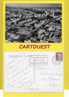 CPSM ALGERIE Mostaganem ( ORAN ) - Vue Générale Aérienne De La Ville ֎ 1961 Superbe Oblitération - Mostaganem