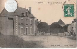 18 - Très Belle Carte Postale Ancienne  De  VINON  Le Bourg - France