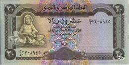 Yemen 20 Rials (P25) -UNC- - Yémen