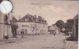 18 - Très Belle Carte Postale Ancienne  De  IDS SAINT ROCH  Rue Principale - France