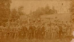 Photographie Sur Carton Souvenir Du Concours International De Bruxelles Le 24 Juiller 1892 1er Prix - Photos