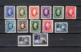 Eslovaquia   1939  .-  Y&T  Nº   22/29-30/31-32-34/35 - Eslovaquia