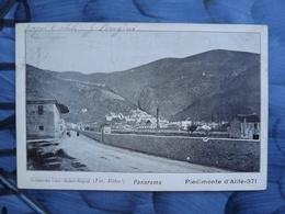 Q111 CARTOLINA PIEDIMONTE D'ALIFE BENEVENTO   VIAGGIATA 1905 - Benevento