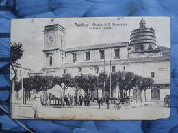 Q116 CARTOLINA AVELLINO   VIAGGIATA 1922 - Avellino