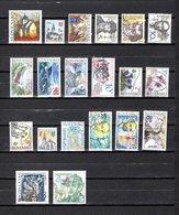 Eslovaquia   1994-95  .-  Y&T  Nº   169-170-171-172/174-177/179-180-181/183-184-185-196/197-188-189-190 - Eslovaquia