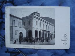 Q119 CARTOLINA AVELLINO SOLOFRA   VIAGGIATA 1910 - Avellino