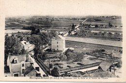 Martigné-Briand Belle Vue Vers La Gare La Route De Vihiers - Sonstige Gemeinden
