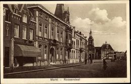 Cp Roosendaal Nordbrabant Niederlande, Markt - Netherlands