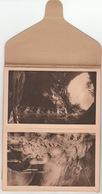 Dépliant De Cartes Postales—10 CPSM—Pochette D'origine—Gouffre De Padirac - Padirac