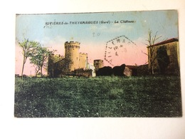 Rivières De Theyrargues - Le Château - France