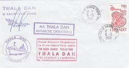 THALA DAN - French Southern And Antarctic Territories (TAAF)