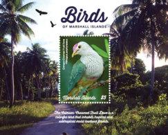 Marshall Islands   2019  Fauna  Birds Of Marshall Islands  I201901 - Marshall