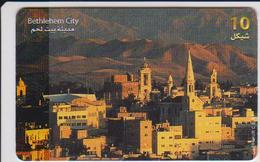 #09 - PALESTINE-01 - BETLEHEM CITY - Palestine