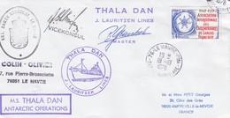 THALA DAN DANSK KONSULAT - French Southern And Antarctic Territories (TAAF)