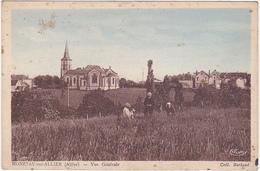 03 - MONETAY-sur-ALLIER (Allier) - Vue Générale - Frankreich