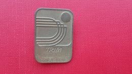 Ljubljana-Bezigrad(ZTKO).TRIM-CELOLETNA AKTIVNOST - Badges