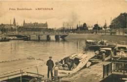 PAYS BAS -  PRINS HENDRIKKADE - AMSTERDAM - Amsterdam