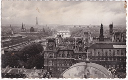 366 Paris Et Ses Merveilles - Panorama Sur Les Sept Ponts - Frankrijk