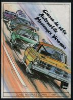 Cuvée Réservée CCAMV 1992, Course De Côte Automobile Massongex-Vérossaz - Voitures