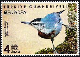 Turkey 2019 Eurppa - National Birds - Nuthatch - Neufs