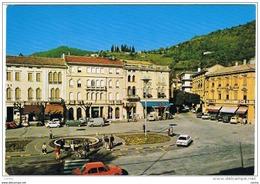 VALDOBBIADENE:  PIAZZA  MARCONI  -  FG - Treviso