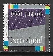 PAYS - BAS       -    1990 .   Y&T  N° 1365 Oblitéré . - 1980-... (Beatrix)
