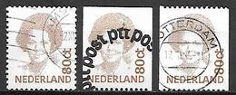 PAYS - BAS       -    1991 .   Y&T  N° 1380C Oblitérés . - 1980-... (Beatrix)