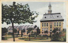Villefranche-sur-Saône (Rhône) - Nouvelle Mairie - Edition Combier - Carte CIM Colorisée - Villefranche-sur-Saone