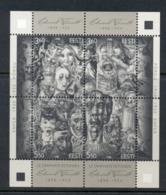 Estonia 1998 Eduard Viiratt, Art MS MUH - Estonia
