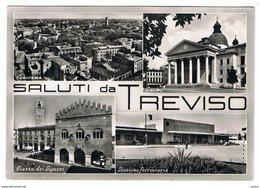 TREVISO:  SALUTI  DA ... -  VISIONI  -  FOTO  -  F.LLO  TOLTO  -  FG - Treviso