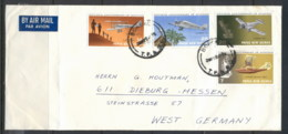 PNG 1972 Aviation On Cover - Papua New Guinea