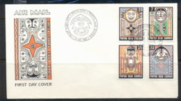 PNG 1977 Myths FDC - Papua New Guinea