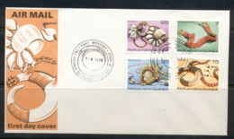 PNG 1979 Currency FDC - Papua New Guinea