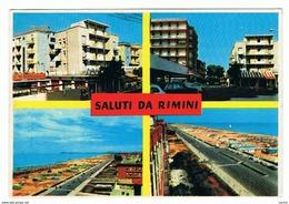 RIMINI:   VISIONI  -  SALUTI  DA .... -  FG - Rimini