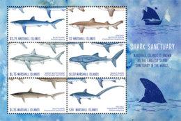 Marshall Islands   2018 Fauna  Shark Sanctuary    I201901 - Marshall Islands