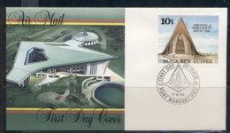 PNG 1984 Opening Of Parliament House FDC - Papua New Guinea