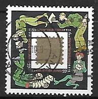 PAYS - BAS       -    1991 .   Y&T  N° 1390 Oblitéré.   Le Contact Humain - 1980-... (Beatrix)
