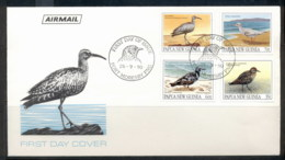 PNG 1990 Birds FDC - Papua New Guinea